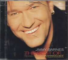 JIMMY BARNES - The best of...  - 2 CD 1996 SEALED SIGILLATO