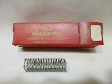 most new in box B/&W and AIRDUX MINI INDUCTORS several  types .18 to 14uh