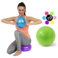 25cm Mini Yoga Ball Fitness Ball Fitness Exercise Balance Home Pilates