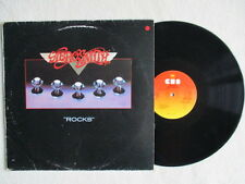 "LP 33T AEROSMITH ""Rocks"" CBS 81379 HOLLAND §"