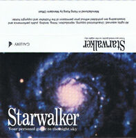 Starwalker: Your Personal Guide to the Night Sky cassette very good (RARE!)