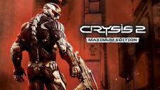 Crysis 2 Maximum Edition Region Free PC KEY (Origin)