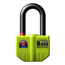 Oxford Boss Alarm Disc Lock - 14mm