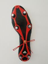 Adidas football boot wall clock. Unique. New. Supplied ready to hang. Last one