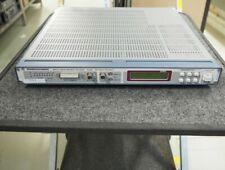 Rohde & Schwarz MPEG2 Measurement Decoder DVMD 2068.8597.02 #242