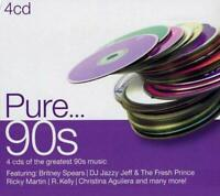 PURE 90S (2012) 68-track 4-CD NEW/SEALED Britney Spears Ricky Martin