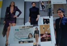 Victoria Beckham David Cover 55 pc German Clippings Full Pages