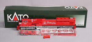 Kato 37-6365 HO Scale Indiana Railroad SD90/43MAC Diesel Locomotive #9002 LN/Box
