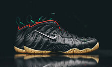 Nike Foamposite Black Gorge Green Gum Size 10. 624041-004 jordan penny 1 2 3 4 5