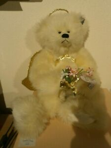 Collectable Bear Company USA ~ Angel Bear by Artist Annette Funicello ~ NEW