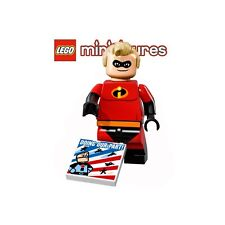 LEGO 71012 Disney Minifiguren - Mister Incredible - Sammelfigur Minifig Figur