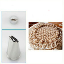 1PC Russian Tulip Icing Piping Flower Nozzle Cupcake Decor Rose Pastry Tips Tool