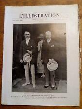 L'ILLUSTRATION 23 JUILLET 1921