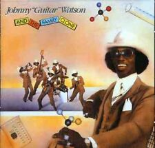 "Johnny ""Guitar"" Wats - Johnny Guitar Watson & the Family Clone [New CD]"
