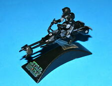 MICRO MACHINES STAR WARS SHADOW SCOUT SPEEDER BIKE TITANIUM SERIES