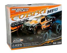 """Serpent """"Cobra MT-e"""" RTR 1/8 Off-Road Electric Monster Truck w/2.4GHz Radio"""