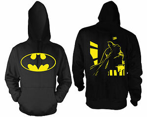 Batman logo FB , Premium Kapuzenpullover Arkham , joker , dark ,