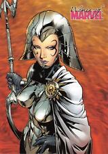 LILANDRA NERAMANI / Women of Marvel 2008 BASE Trading Card #31