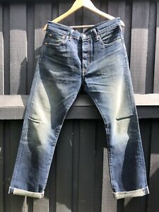 levis 501 Selvage