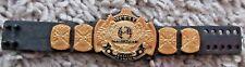 WWE WORLD HEAVYWEIGHT CHAMPIONSHIP BELT MATTEL WWE ACTION FIGURE WWF NXT 12