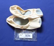 So Danca Pointe Shoe Covers AC-09 Ballet Dance Dancewear Size P/ S Peach Pink