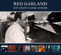 RED GARLAND - EIGHT CLASSIC..-DIGI-  4 CD NEUF