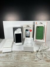 Apple iPhone 4 - 32GB White (Verizon) A1349 (CDMA) Not Activated Locked Disabled