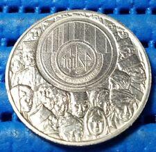 1976 Malaysia $1 Ringgit 25th Anniversary of E.P.F. Commemorative Coin
