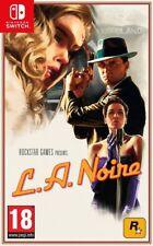 L.A. Noire LA Noire Nintendo Switch Spiel *NEU OVP*