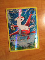 NM FULL ART Pokemon LATIAS Card BLACK STAR PROMO Set XY78 Ultra Rare X and Y
