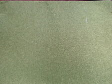 A4 Green Glitter Card Stock for Scrapbooking & Cardmaking