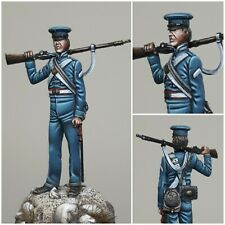 Toy soldier miniaturas painted 54 mm figures Soldatino dipinto metallo  US Army