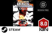 Star Wars Galactic Battlegrounds Saga [PC] Steam Download Key - FAST DELIVERY