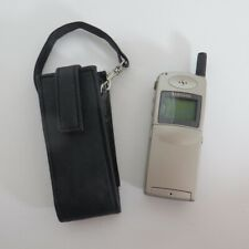 Samsung SGH 600 Flip Phone Mobile Cell Phone 600GSMH Battery BTL 1030M & Case