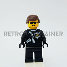 LEGO Minifigures - 1x trn043 - Policeman - Omino Minifig Police Cop 6625 2150