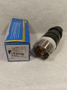 Leviton CS6365C Locking Plug 125/250V California Style 3pole 4wire