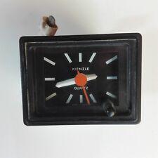 Orologio KIENZLE QUARTZ 12v auto d'epoca FUNZIONANTE clock quartz reloj montre