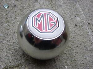 GEAR KNOB FOR : MG A B C GT MIDGET MGB MGA MGBGT MGC ALUMINUM GEAR SHIFT KNOB