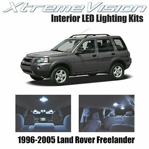 XtremeVision LED for Land Rover Freelander 1996-2005 (11 Pieces) Cool White Prem