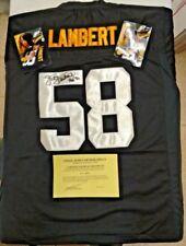 36af38dcf63 Pittsburgh Steelers NFL Original Autographed Jerseys for sale | eBay