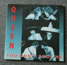 Queen, you don't fool me, CD single
