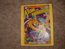1968 DC Atom & Hawkman 39 Kubert MurphyAnderson Silver Vulture VG- Free Shipping