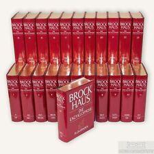 Brockhaus Enzyklopädie in vierundzwanzig Bänden