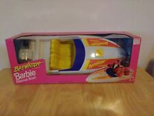 1994 Barbie Baywatch Rescue Boat Item #67207 Brand New Factory Sealed Vintage