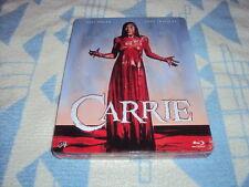 Carrie - Des Satans jüngste Tochter - Metal-Pack [Blu-ray]  NEU OVP