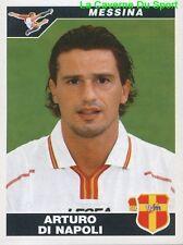 284 ARTURO DI NAPOLI ITALIA FC.MESSINA STICKER CALCIATORI 2005 PANINI
