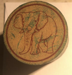 Rubber Stamp ~ African Animal Elephant