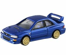 Japan Toy Car Model - Tomica Tomica premium 15 Subaru Impreza 22B-STi version