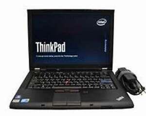 "Lenovo Thinkpad Ultraportable 12.5"" intel i5-2520 2.5GHZ 320GB 4GB WIFI WINXP P"
