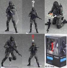 Figma 298 Metal Gear Solid 2 Gurlukovich PVC Action Figure Toy Gift